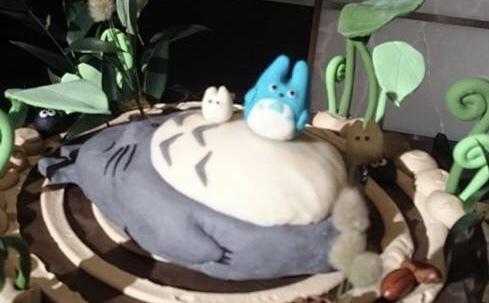 ケーキに乗せるお人形つくります 2人だけのオリジナルケーキでワンランクアップな演出を★