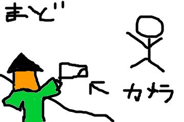 「すごく下手」な絵を書きます。