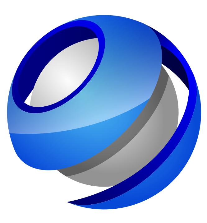 3Dでシンプルなロゴをデザインします シンプルな3Dのロゴをリーズナブルな値段で提供します!! イメージ1