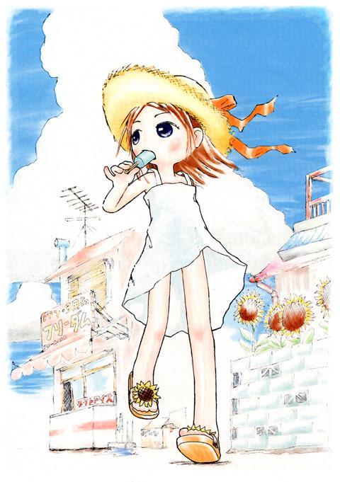 女の子のイラスト描きます サンプルの絵柄を参照してください。