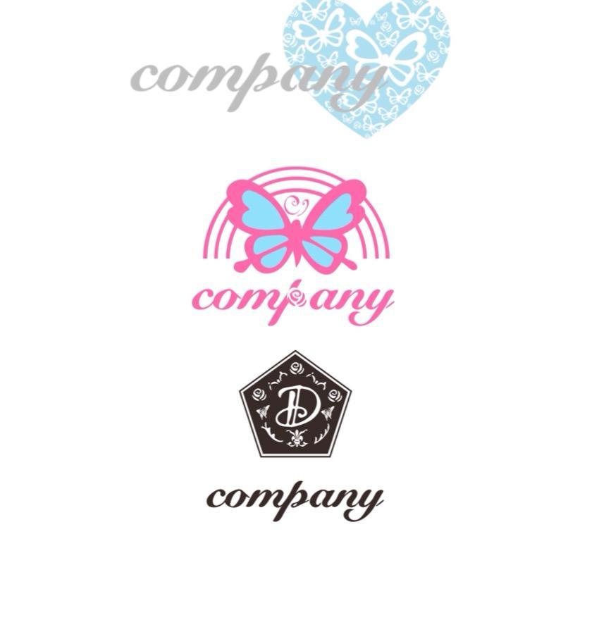 【サロン風】ロゴを大人可愛くデザイン・作成いたします!