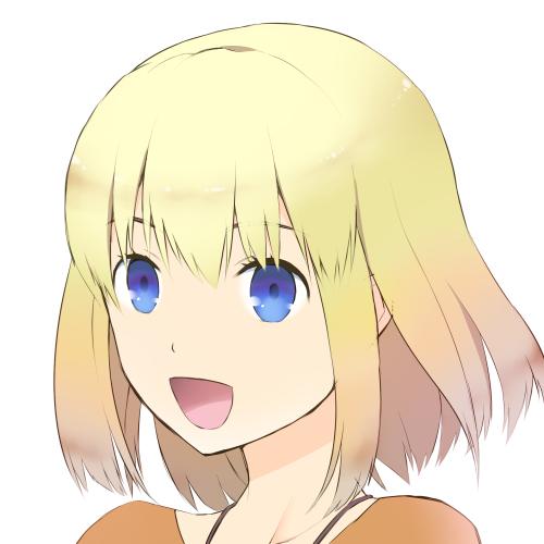 アニメ系キャラクターの顔アイコン描きます SNS等のアイコン用イラスト製作承ります
