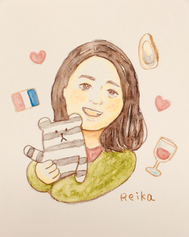 プレゼント、アイコン、水彩色鉛筆で似顔絵描きます プレゼント選びにお困りの方、自分の似顔絵が欲しい方