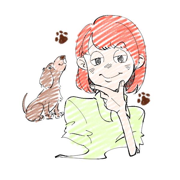 ペットのイラスト描きます ペット以外の創作/似顔絵/アイコンなんでもご相談ください!