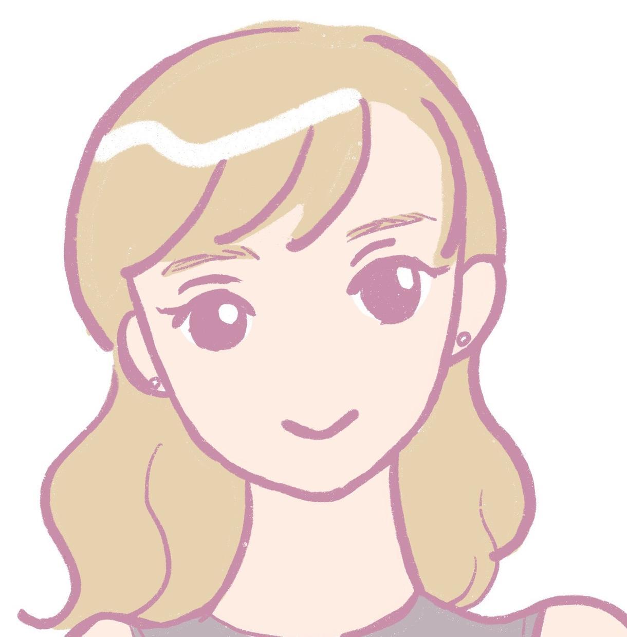 シンプルかわいいアイコンイラスト描きます 気軽に使えるおしゃれでシンプルなアイコンを描きます!
