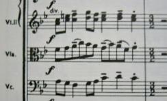 楽譜にドレミ(音名)を振ります 音名も運指も!最安値で承ります!