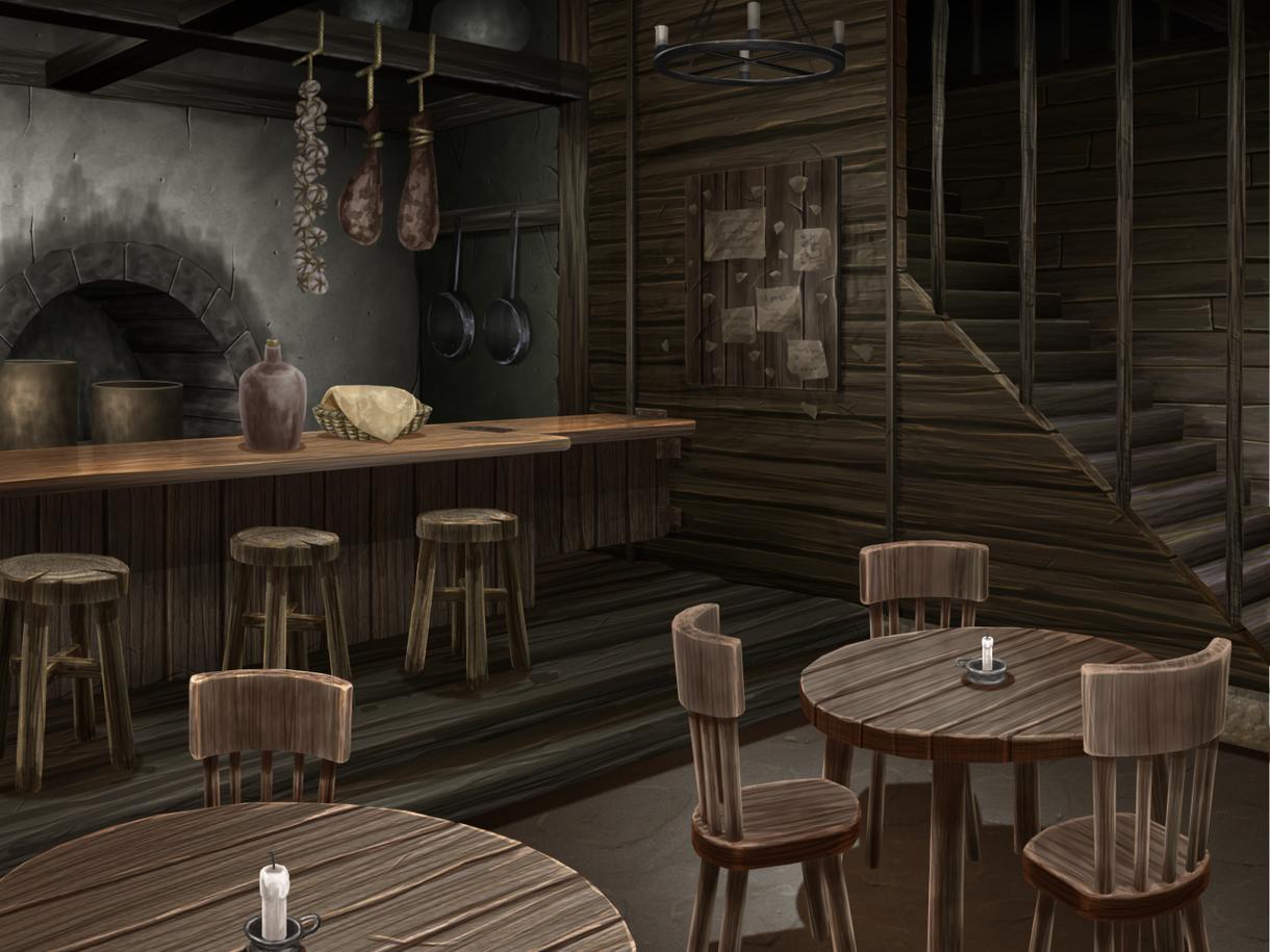 アニメ風・リアル背景イラスト描きます ゲーム2D背景デザイナーとして10年以上の経験があります。