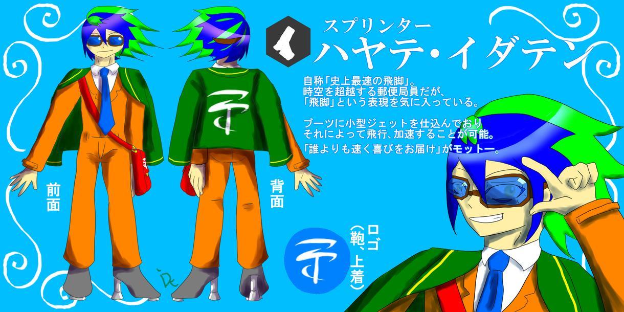 キャラクターデザインいたします 貴方のイメージにあったキャラクターデザインを行います イメージ1