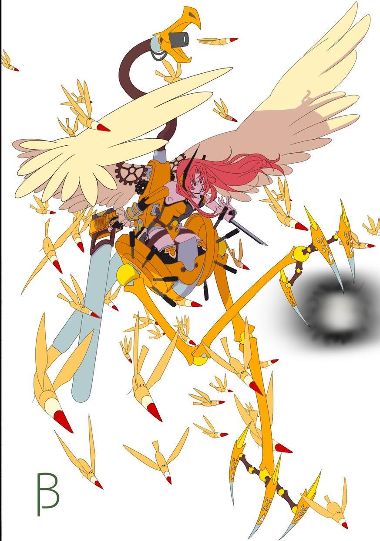 キャラクターデザインを致します オジサンや獣人、ロボでも!お望みのキャラをお描きします!
