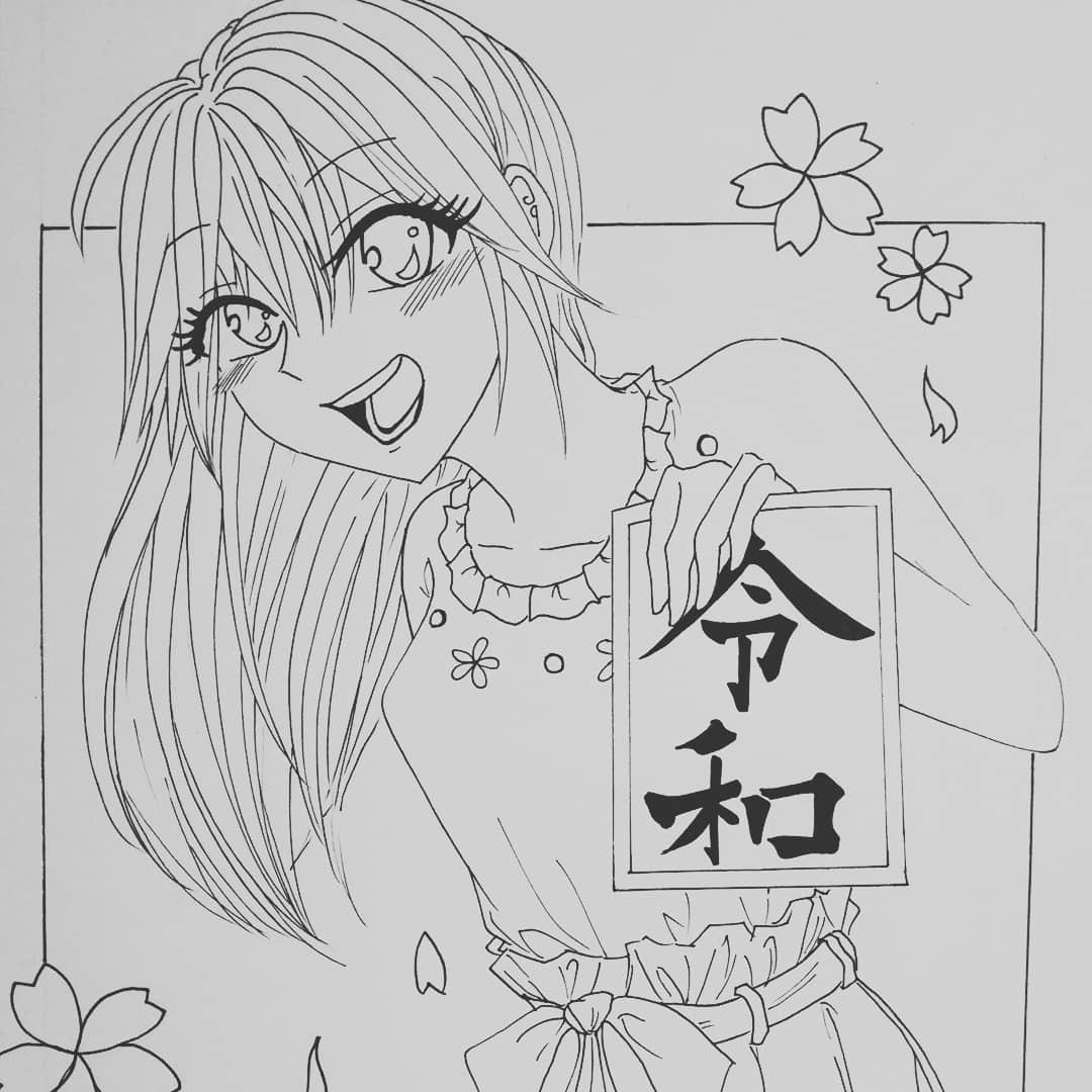 希望する女の子のオリジナルキャラクター描きます あなたの希望教えて下さい!かわいいキャラクター描きます!