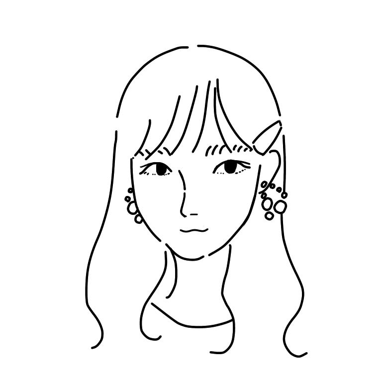 使いやすくシンプルなイラストを描き(似顔絵可)ます シンプルだけどかわいい、使いやすい イメージ1