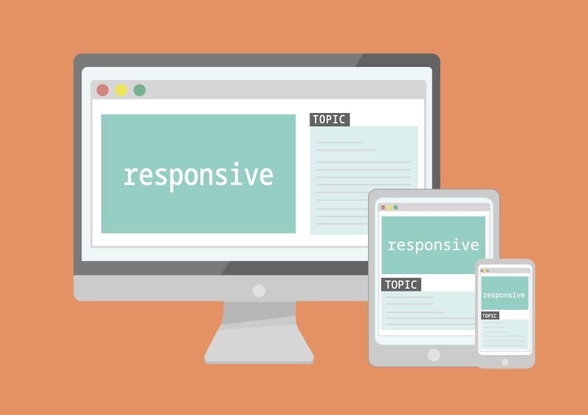 Webサイトの完全レスポンシブ対応承ります wordpress、html、テンプレート、サイト作成ツール
