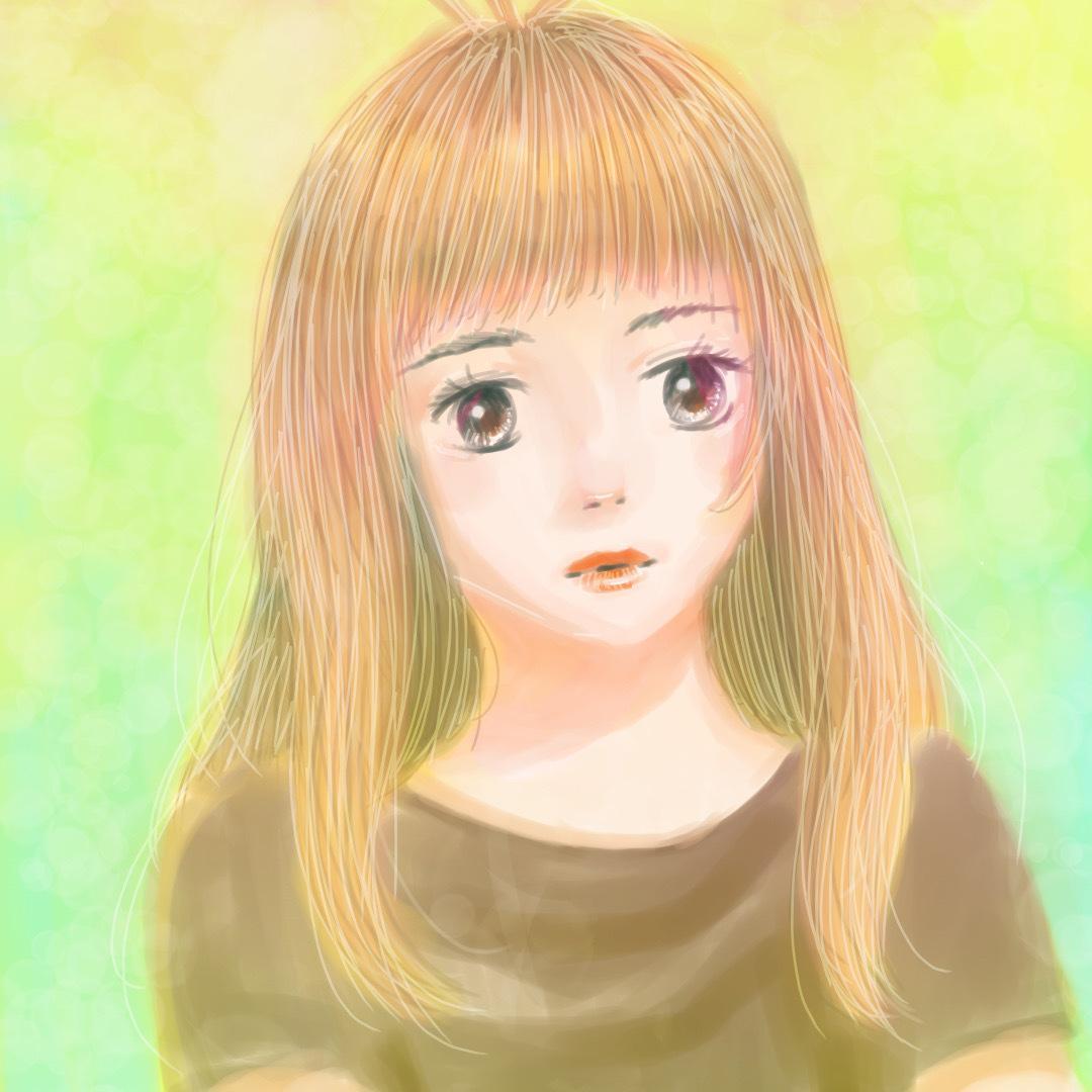 繊細で可愛いイラスト・似顔絵・アイコン描きます 髪の毛一本一本までこだわって作成致します♪ イメージ1