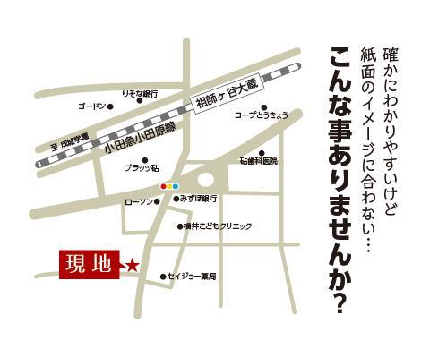 ★わかりやすい地図は当たり前★地図のデザイン致します!