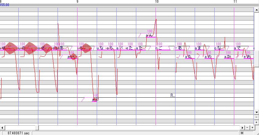 UTAUの調声をします UTAUでのオリジナル曲やカバー曲での調声でお困りの方に