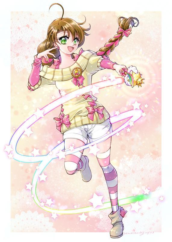 女の子のキャラクターデザイン描きます WEB小説や同人ゲーム・グッズなどに イメージ1
