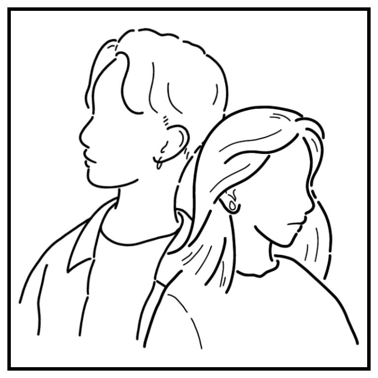 アイコン用イラストを描きます 最近流行りのエモ系テイストのアイコンはいかがですか? イメージ1