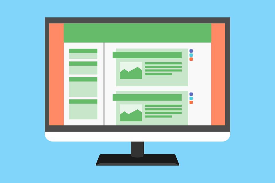 Web制作のプロがホームページを作ります 集客できるホームページを作成します。 イメージ1