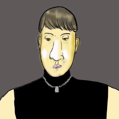 想像で似顔絵描きます プロ社畜の現役サラリーマンが想像であなたを描きます