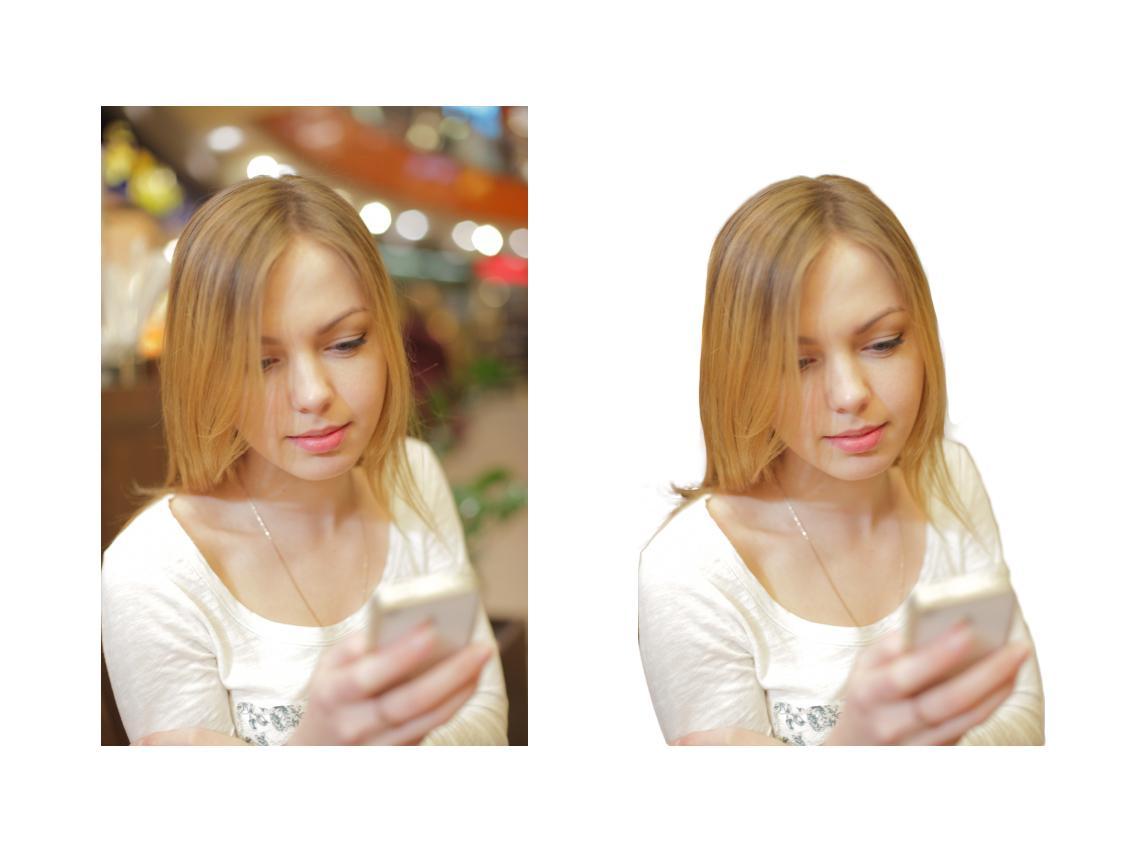 画像の切り抜き・白抜き・背景透過致します 商品や人物などの画像を低価格で切り抜き・簡単な修正も致します