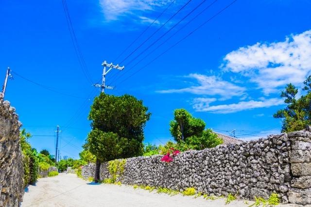 沖縄旅行を成功させよう。観光予定地の事前下見します 障害・高齢などで沖縄旅行を諦めている方を理学療法士がサポート