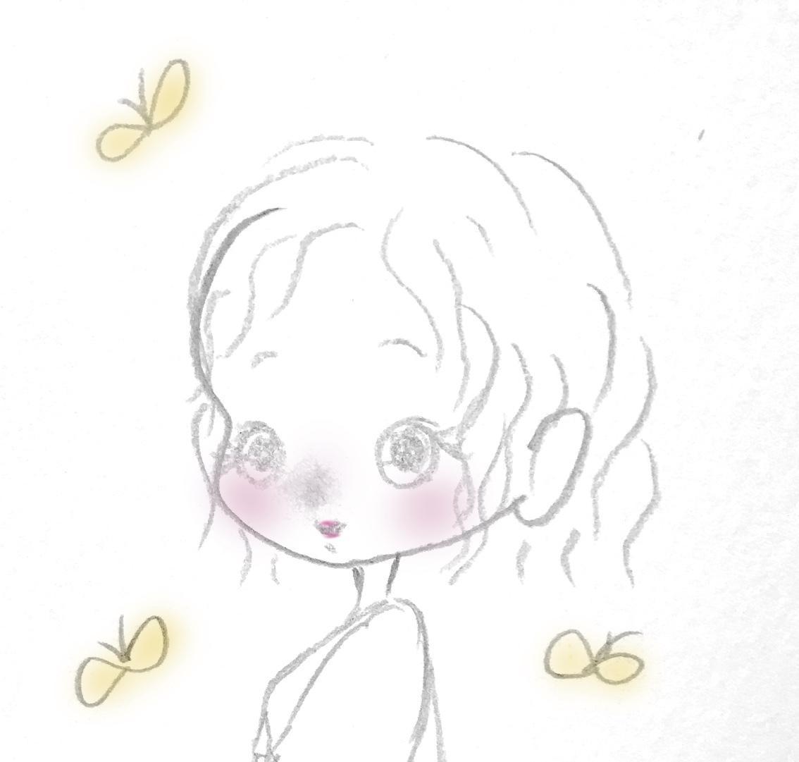 ゆるふわ、かわいい感じのイラスト描きます ゆる可愛いイラスト書いてます!