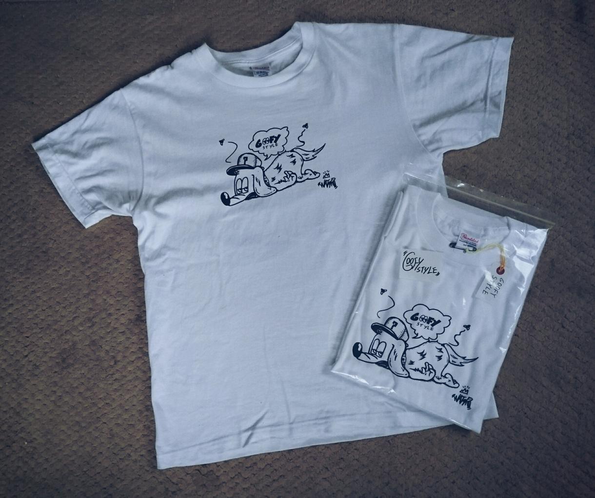 ロゴや服のイラストなど描きます ブランド関係の方や、イベントTシャツなど
