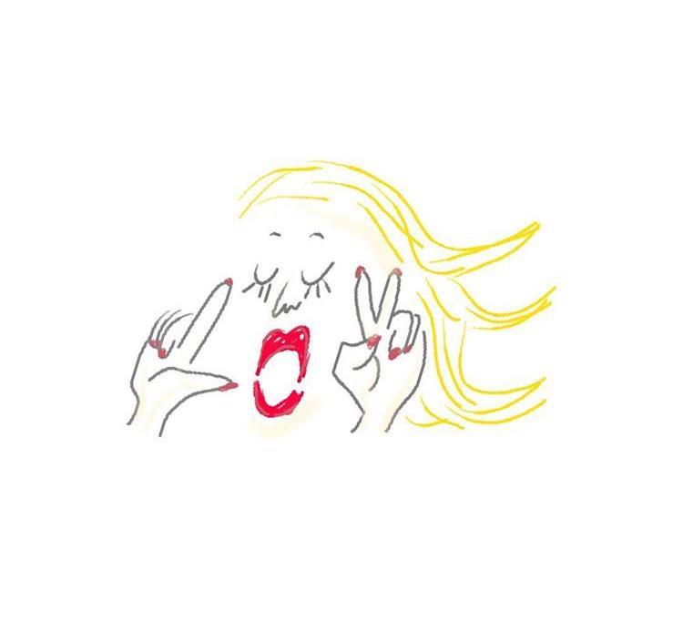 手描きクレヨン風でゆるめのイラスト描きます SNSやアイコンなどにもおススメ!