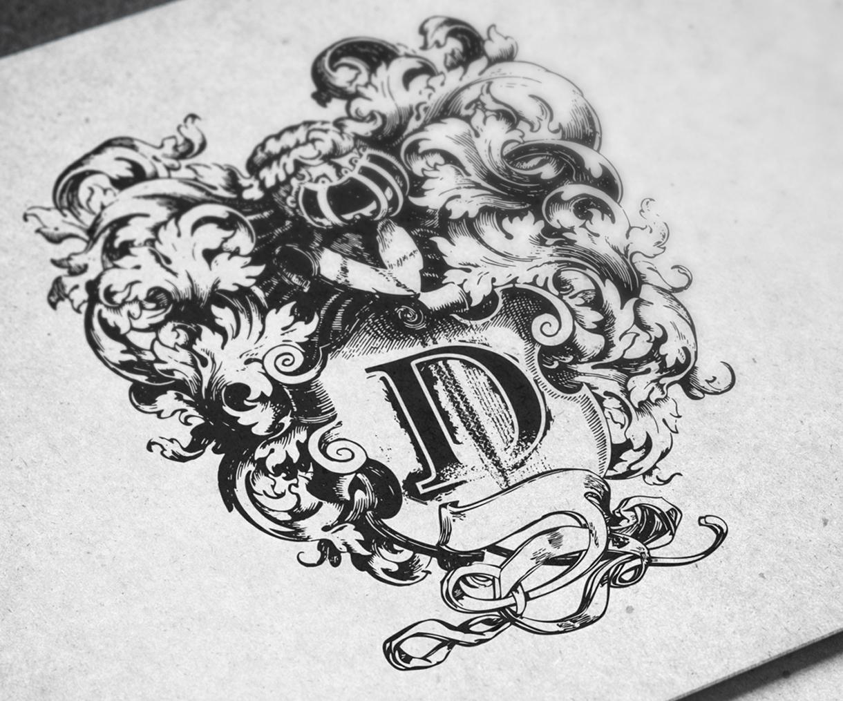 エンブレムロゴデザインを制作いたします プロのデザイナーがあなただけのエンブレムをご提案! イメージ1