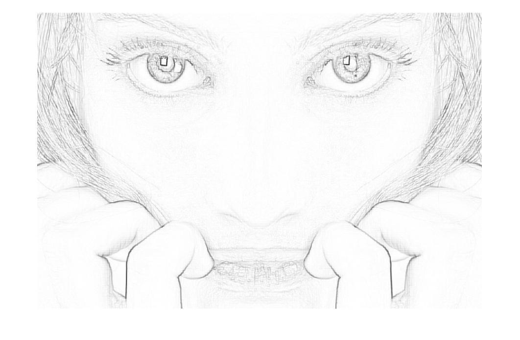 お好きな画像を線画にします 自分で撮影した写真や、絵を線画にしたいなと感じた人へ