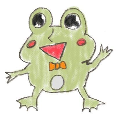 ふんわり可愛い動物たち!SNS用アイコン作ります 手描きの味わいのある、動物たちのアイコン作りませんか?