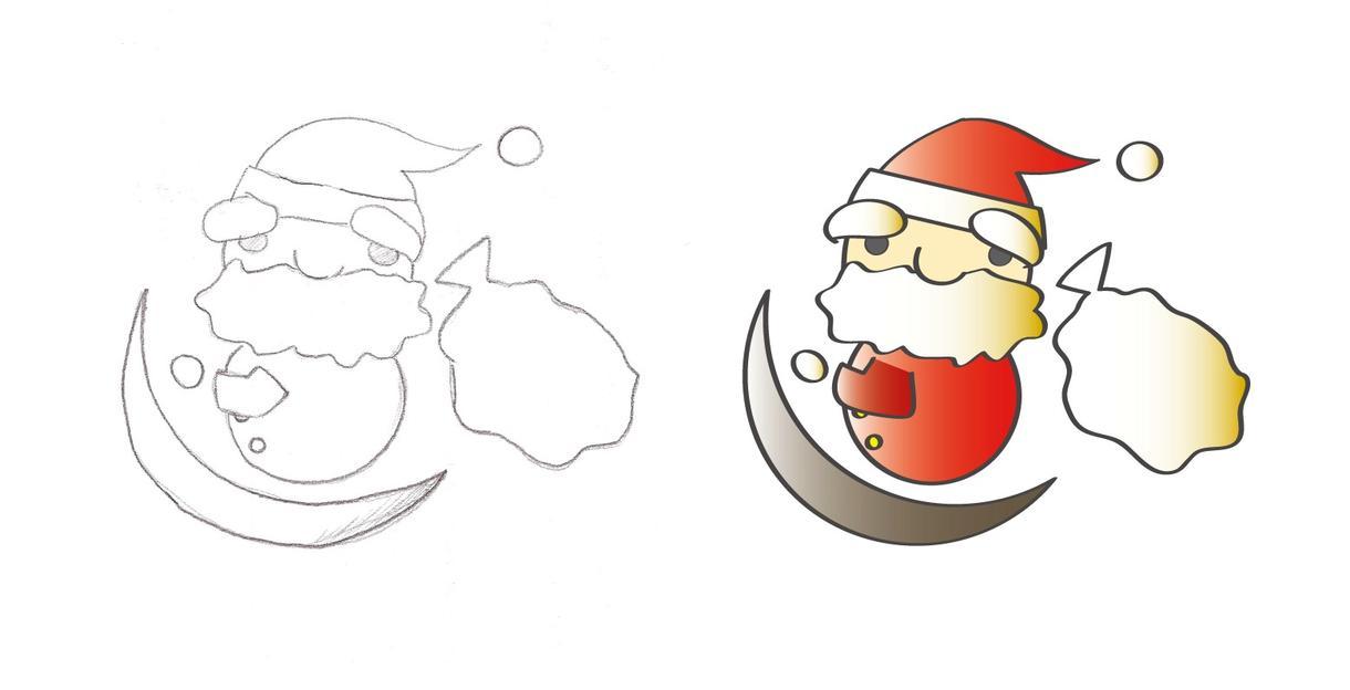 イラストレーターai形式に変換いたします シンプル手書きのロゴ、イラスト、図、地図など変換いたします!