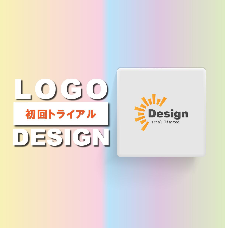 初回限定&リーズナブルにロゴを製作いたします 現役デザイナーがシンプルで目に留まるデザインを製作します イメージ1