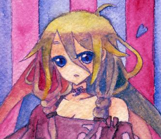 デジタル/水彩/色鉛筆で女の子のアイコン描きます 自分だけのアイコンを可愛く描いてほしいあなたにオススメです!