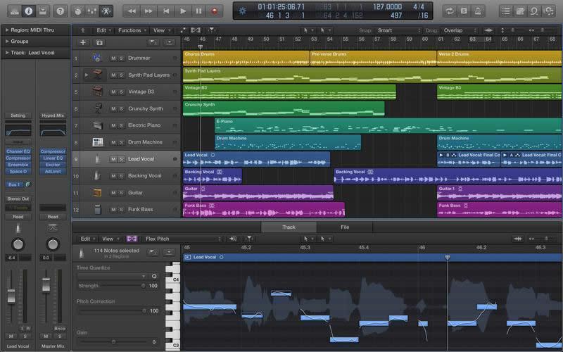 1週間Logic Proのテキストレクチャーします DTMを初めたものの何からやっていいかわからない方必見です!