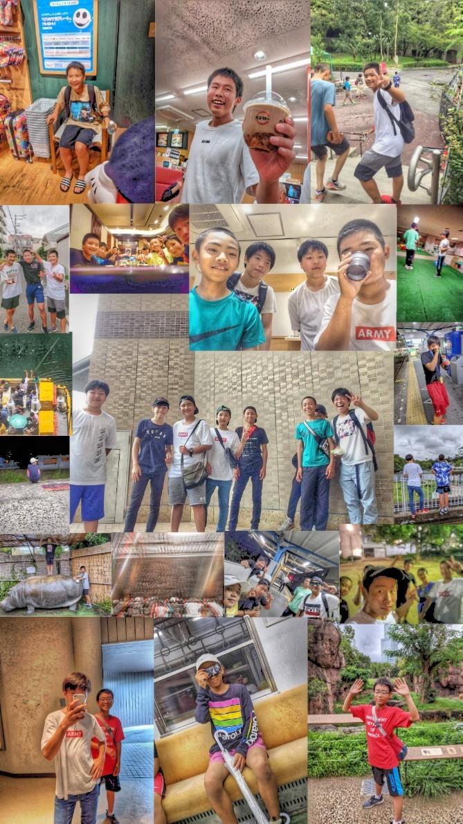 友達、家族との思い出を1枚の画像にまとめます 思い出を1枚の画像に…!忘れられない思い出を!
