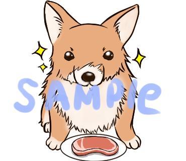 SNSアイコン用ペットのイラストを描きます SNSのアイコン用にあなたの可愛いペットをイラストにします! イメージ1