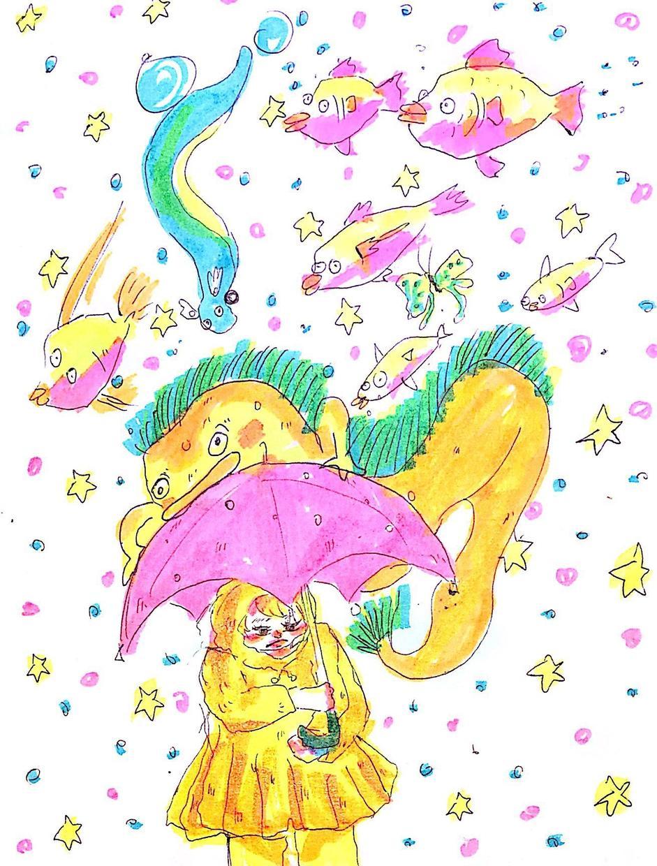 絵を描きます ■挿絵■チラシ漫画■アイコン描きます ☆ゆるいイラストです☆