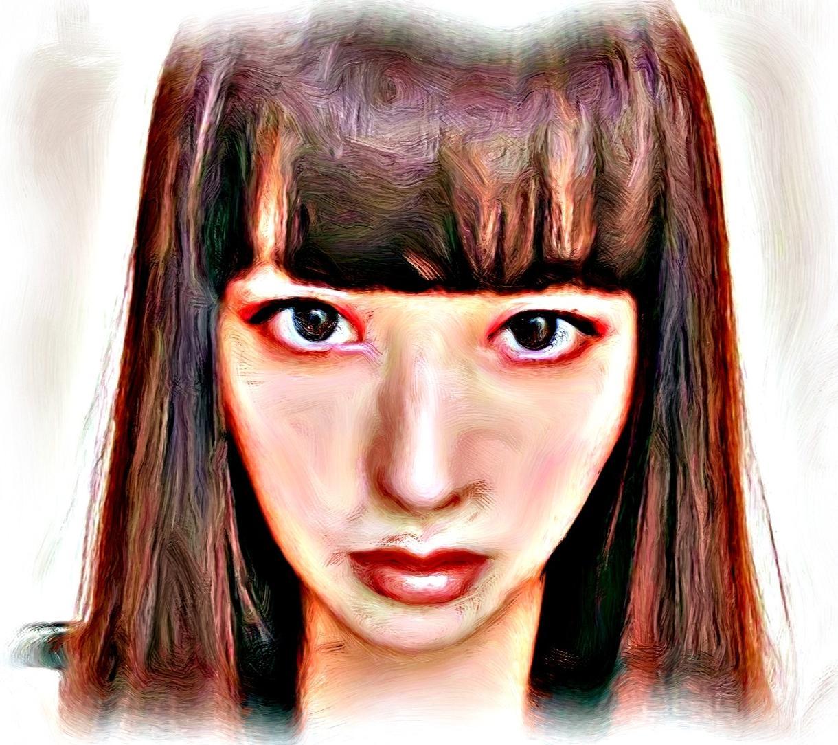 写真のトレースで似顔絵を描きます 写真のトレースで短時間で似顔絵を描きます