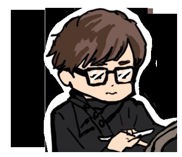 SNSのアイコンにちょうどいいイラスト描きます ゆるいタッチだけど表情豊かなイラスト描きます!