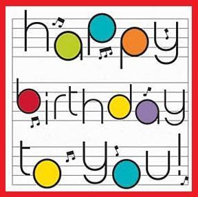 【大切な人の誕生日に★】あなたのメッセージを入れたオリジナルバースデーソングを作成します★ イメージ1