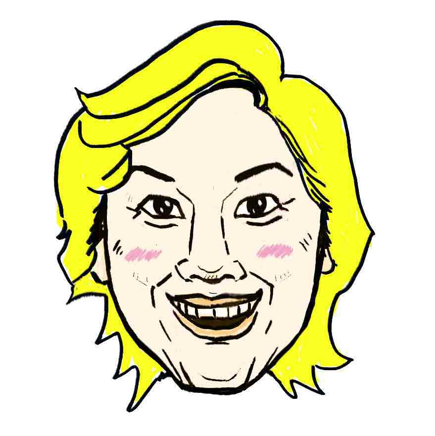 似顔絵描きます リアルタッチ〜かわいいタッチまで ご要望にお答え致します。