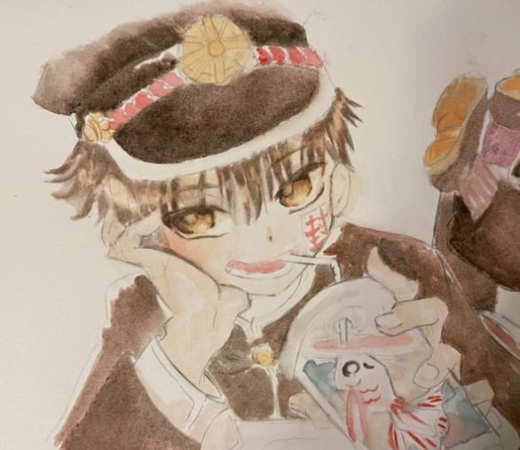アイコン、イラストお描きします ファンアートでもオリジナル絵でも何でも描きます!! イメージ1