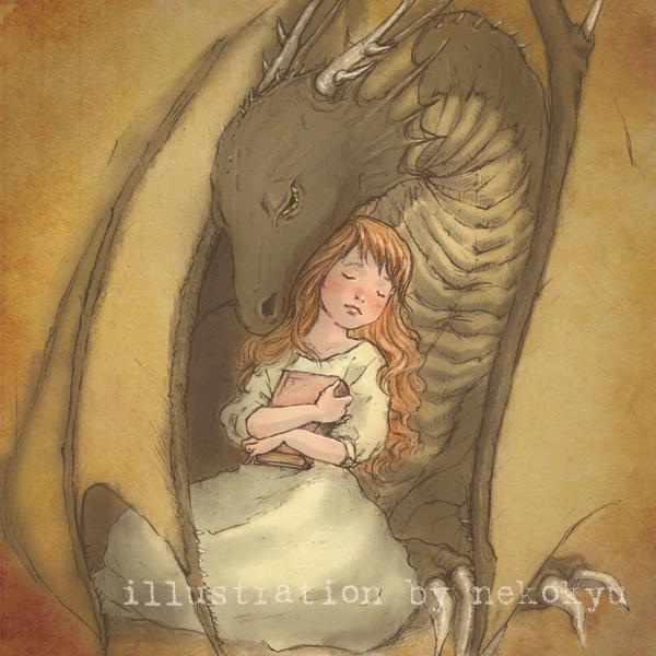 ファンタジーの生き物アイコンお描きします 想像上の生き物を、アイコンサイズで生き生きとお描きします☆