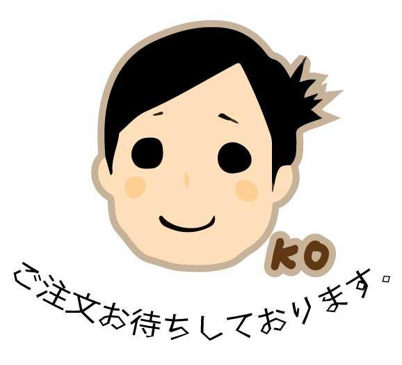 【受付休止】カラフルでカワイイ似顔絵アイコン描きます (*'-'*) SNSのアイコンにどうぞ