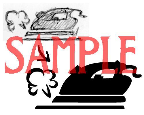 アナログイラストをデジタル化します 手書きや低解像度のイラスト・ロゴなどを整えます