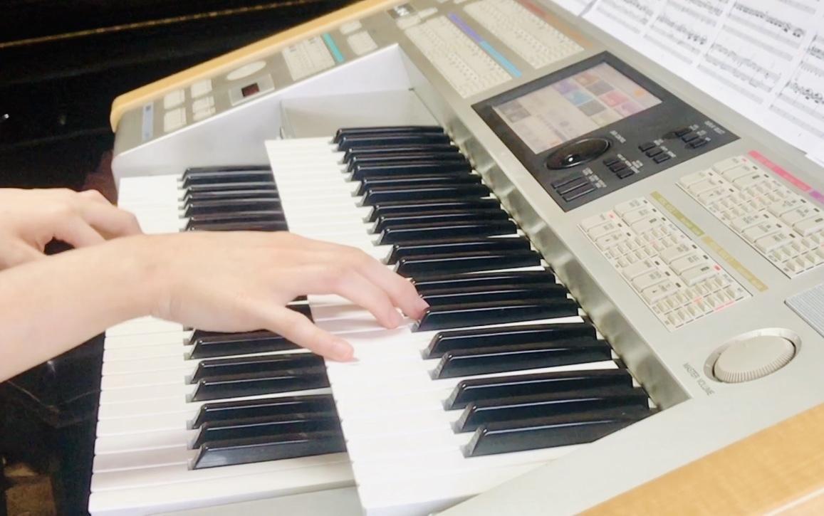 エレクトーン編曲!楽譜・レジストデータ作成します あの曲を弾くお手伝いをさせてください! イメージ1