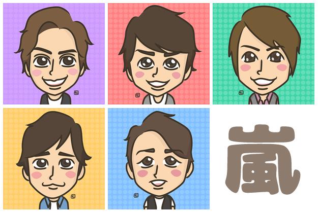 キャラクター似顔絵描きます 【ゆる似顔絵】名刺やスタッフ紹介などビジネス利用にも人気!