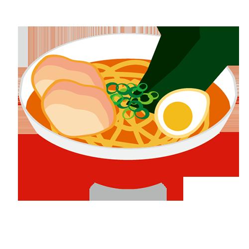 食べ物のイラスト作成します!商用利用可