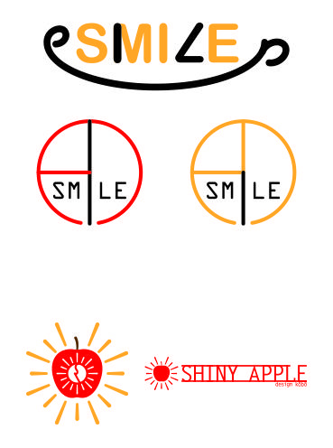 シンプルなロゴ作成します あなただけのロゴを作成いたします